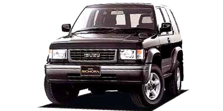 いすゞ ビッグホーン XSプレジール ショート (1995年6月モデル)