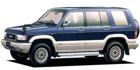 いすゞ ビッグホーン XSプレジールII ロング (1996年7月モデル)