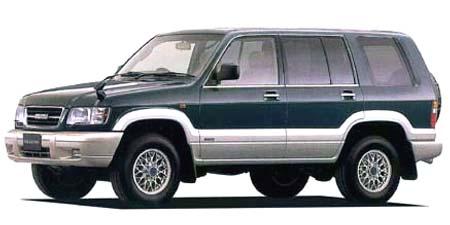 いすゞ ビッグホーン ハンドリングバイロータスSE ロング (1998年2月モデル)