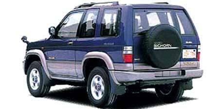 いすゞ ビッグホーン ハンドリングバイロータスSE ロング (1999年10月モデル)