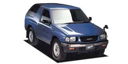 いすゞ ミュー タイプE (1995年12月モデル)