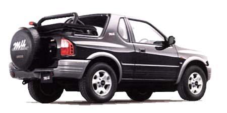 いすゞ ミュー レジントップ (2000年5月モデル)