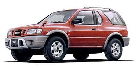 いすゞ ミュー レジントップ (2001年7月モデル)