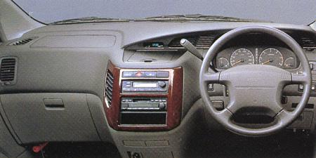 いすゞ ファーゴフィリー Eタイプ (1998年10月モデル)