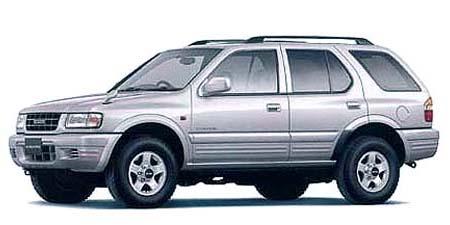 いすゞ ウィザード Ddウィザード タイプS (1998年6月モデル)