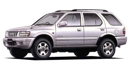 いすゞ ウィザード V6ウィザード2WD タイプSアライブ (1999年6月モデル)