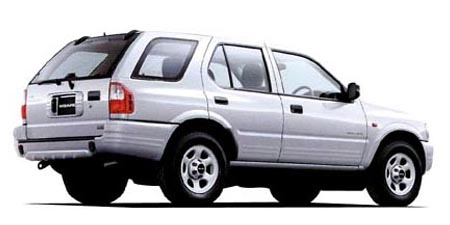 いすゞ ウィザード LSE (2000年6月モデル)