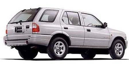 いすゞ ウィザード LSE (2001年5月モデル)