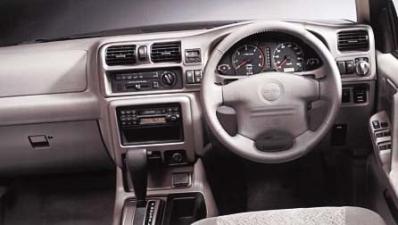 いすゞ ウィザードアライブ LS (2000年6月モデル)