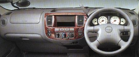 いすゞ コモ・ワゴン LS (2001年12月モデル)