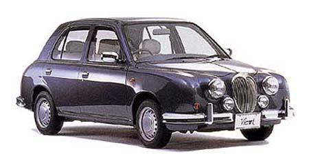 ミツオカ ビュート ベーシック (1998年4月モデル)