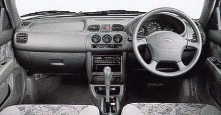 ミツオカ ビュート デラックス (2000年5月モデル)