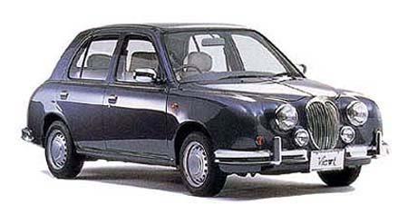 ミツオカ ビュート ベーシック (2001年1月モデル)