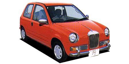 ミツオカ レイ デラックス 軽自動車仕様 (1996年12月モデル)