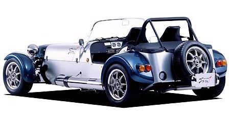 ミツオカ ゼロワン ベースグレード (1996年5月モデル)
