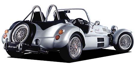 ミツオカ ゼロワン クラシック タイプF (1997年5月モデル)