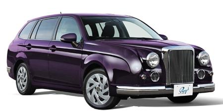 ミツオカ リューギワゴン 15DX (2020年10月モデル)