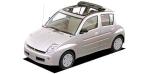 トヨタ WiLL Vi キャンバストップ仕様車 (2001年1月モデル)