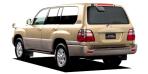 トヨタ ランドクルーザー100 VXリミテッド Gセレクション (2003年8月モデル)