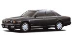 日産 グロリア V30ツインカムターボ グランツーリスモアルティマLV (1992年6月モデル)