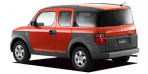 ホンダ エレメント ベースグレード (2003年4月モデル)