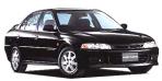 三菱 ミラージュ VIEサルーンG (1996年5月モデル)