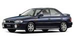 スバル インプレッサ WRX (1997年9月モデル)