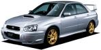 スバル インプレッサ WRX (2003年9月モデル)