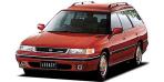 スバル レガシィツーリングワゴン VZタイプR (1992年6月モデル)
