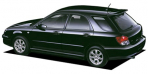 スバル インプレッサスポーツワゴン 15i (2003年9月モデル)