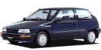ダイハツ シャレード キサ1.0 (1991年1月モデル)