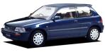 ダイハツ シャレード CS (1993年1月モデル)
