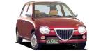 ダイハツ オプティ クラシックIII (1996年5月モデル)