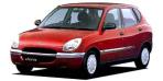 ダイハツ ストーリア CX (1999年4月モデル)