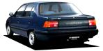 ダイハツ シャレード・ソシアル SXリミテッド (1989年4月モデル)