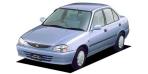 ダイハツ シャレード・ソシアル SX (1995年11月モデル)