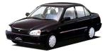 ダイハツ シャレード・ソシアル SX (1996年10月モデル)