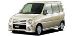 ダイハツ ムーヴ エアロRS-XXリミテッド (2002年6月モデル)