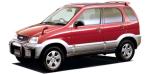 ダイハツ テリオス CX (1997年4月モデル)
