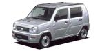 ダイハツ ネイキッド ネイキッドターボX (2001年10月モデル)