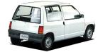 スズキ アルト ツインカムRl-S (1989年4月モデル)