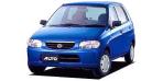スズキ アルト エポ リーンバーンエンジン仕様 (2001年4月モデル)