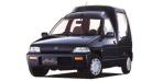 スズキ アルトハッスル Hu (1991年11月モデル)