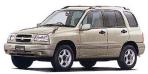 スズキ エスクード 5ドア 2000JZ (1999年6月モデル)