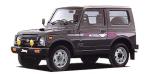 スズキ ジムニー バン HC (1992年8月モデル)