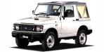 スズキ ジムニー 幌 CC (1995年11月モデル)