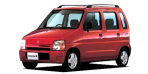 スズキ ワゴンR RX (1996年8月モデル)