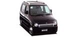スズキ ワゴンR コラムターボ (1998年1月モデル)