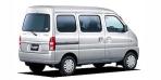 スズキ エブリイワゴン ジョイポップターボ (2001年9月モデル)