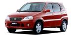 スズキ スイフト SG (2001年4月モデル)